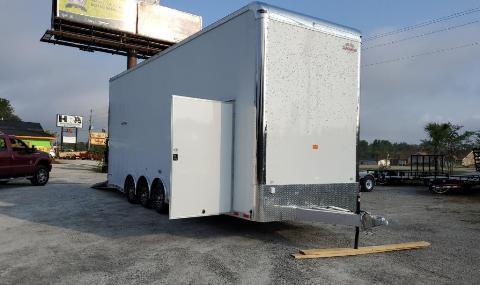 2020 Continental Cargo GAELA8.528TTA5 Car / Racing Trailer