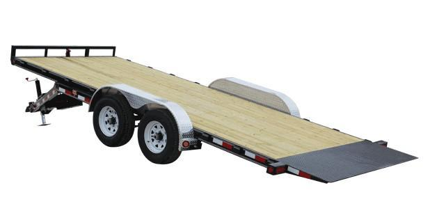 2020 PJ Trailers TH202 Utility Trailer