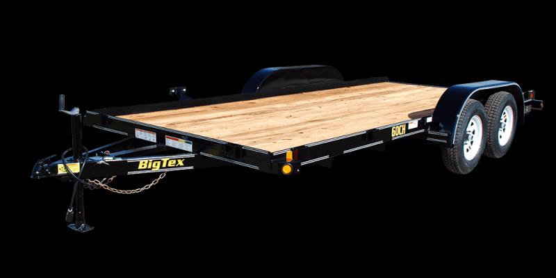 2017 Big Tex Trailers 16 Car Hauler Car / Racing Trailer