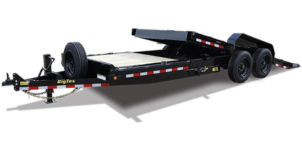 2019 Big Tex Trailers 16TL Equipment Trailer