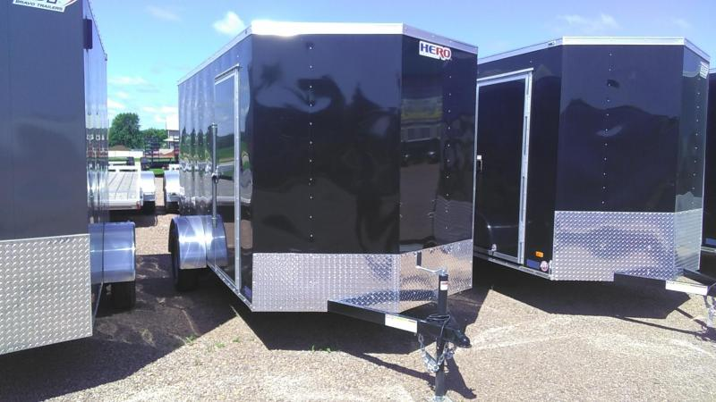 2020 Bravo Trailers HR612SA Enclosed Cargo Trailer