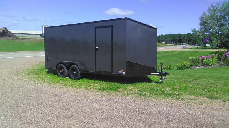 2020 Bravo Trailers SC716TA2 Enclosed Cargo Trailer