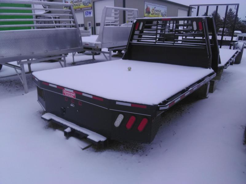 2018 Zimmerman 3000 XL Steel 84x102 Truck Bed