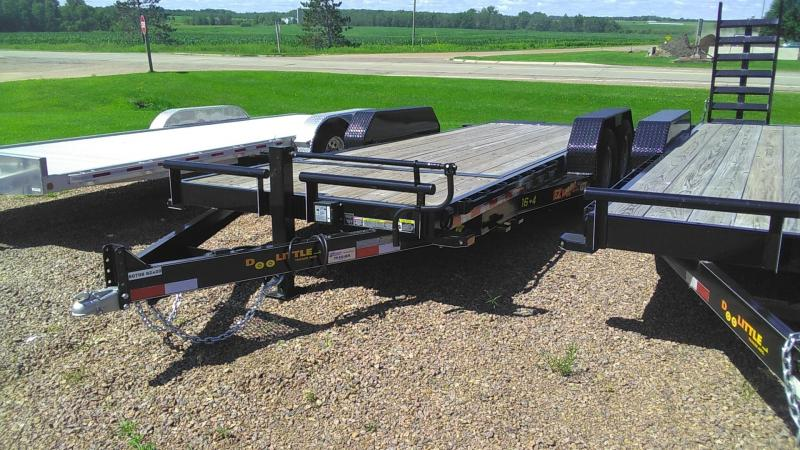 2020 Doolittle Trailer Mfg EZ Loader GT 14K 16+4 Equipment Trailer