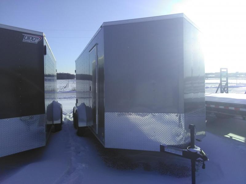 2019 Bravo Trailers SC716TA2 Enclosed Cargo Trailer