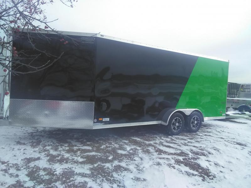 2019 Bravo Trailers STAR Snowmobile Trailer