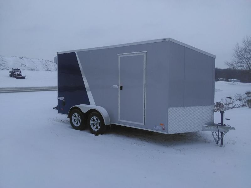 2019 Bravo Trailers ASC714TA2 Enclosed Cargo Trailer