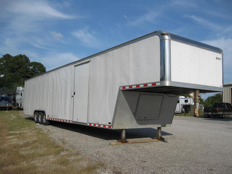 2007 Pace American SHADOW GT - RAMP Cargo / Enclosed Trailer