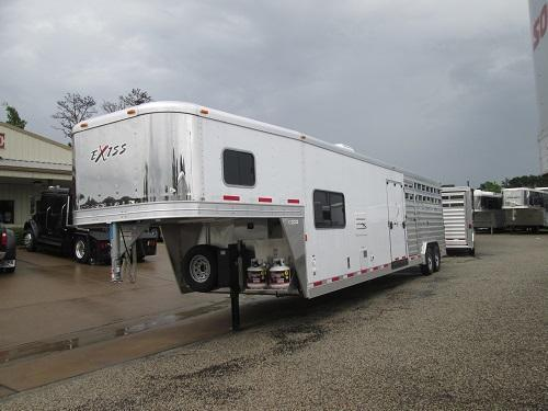 2015 Exiss STC 832 LQ - RAMP & BUNK BED Trailer