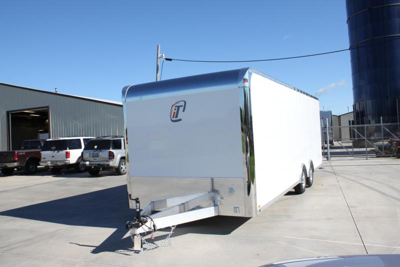 2016 24' inTech Trailer Lite Loaded with Upgraded Options