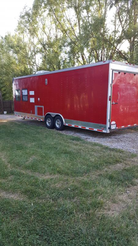 2004 Forest River Inc. Cargomate Eliminator 28 Car / Racing Trailer