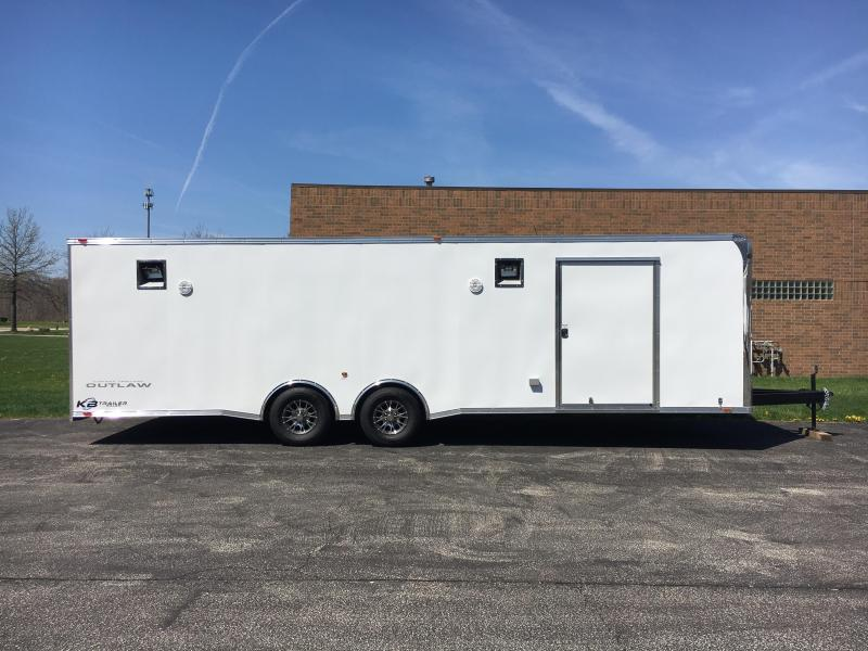 2016 28' Vintage Outlaw Trailer Loaded with Options