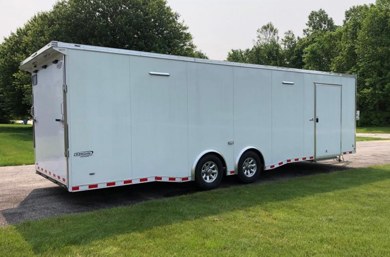 2020 Bravo Trailers 28 Star Car / Racing Trailer