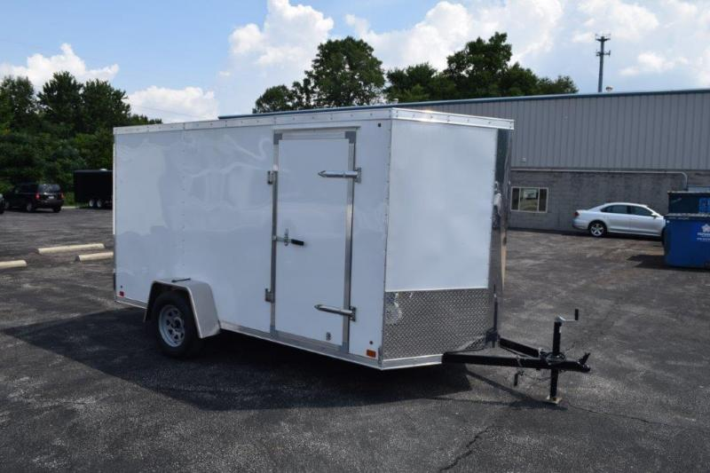 2016 Cross Trailers 6' x 12' Enclosed Cargo Trailer