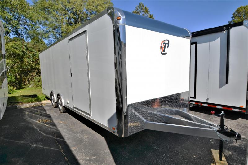 2018 inTech Trailers Intech 24 Lite Car / Racing Trailer