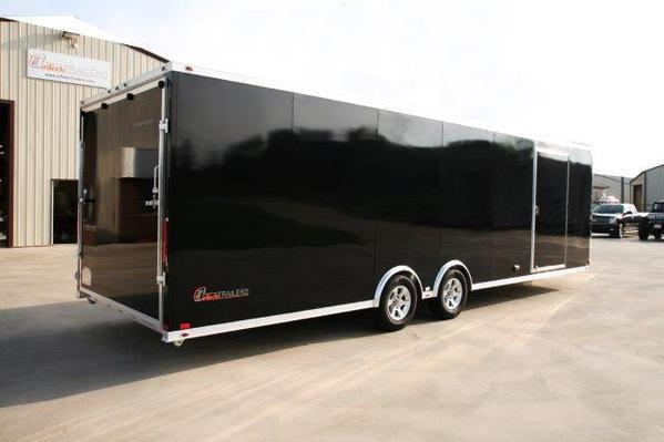 2016 Intech Trailers Aluminum Trailer 20 24 28