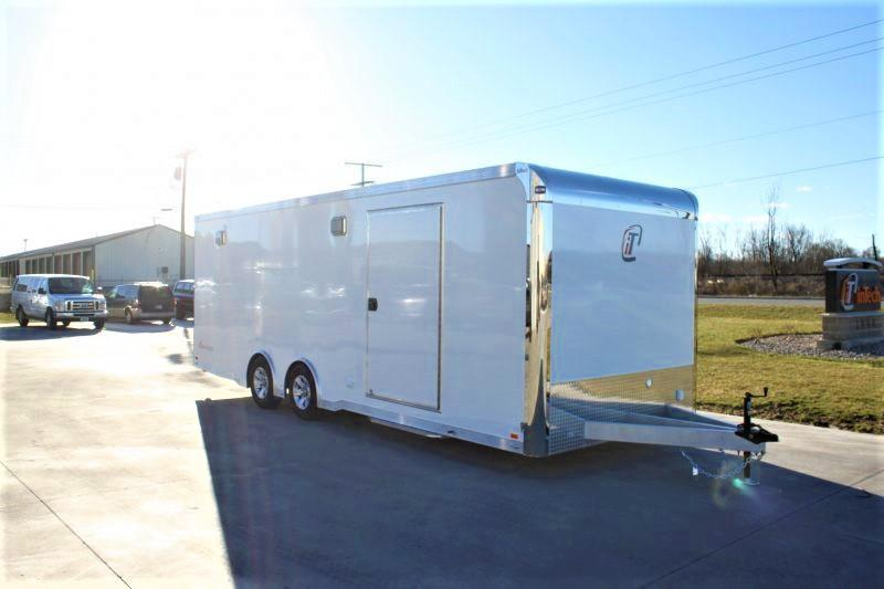 2018 inTech Trailers 24 Custom Intech w/ IKON pkg Car / Racing Trailer