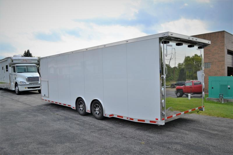 2018 inTech Trailers 28 Icon Custom Car / Racing Trailer
