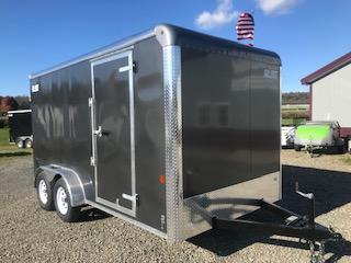 2019 Car Mate Trailers CM714CC-HD Enclosed Cargo Trailer