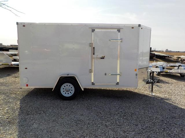 2019 Interstate SFC 612 Enclosed Cargo Trailer