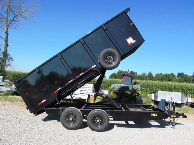2019 Big Tex Trailers 14LX-16BK - P4 - 7 SIRPD Dump Trailer