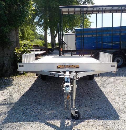 2014 Aluma A8818/19 Utility Trailer/ATV