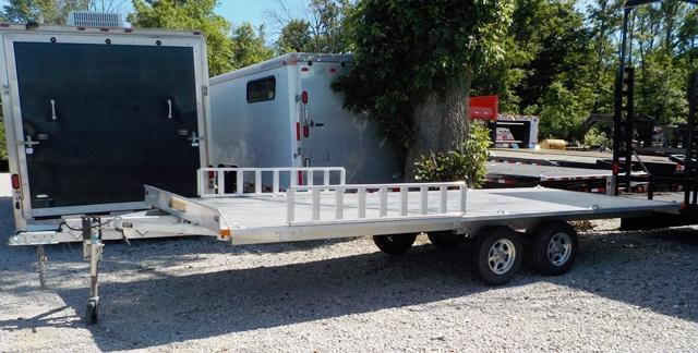 2014 Aluma A8818/19 Utility Trailer/ATV - USED