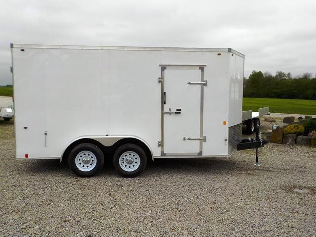 2019 Interstate IFC 714TA2 Enclosed Cargo Trailer
