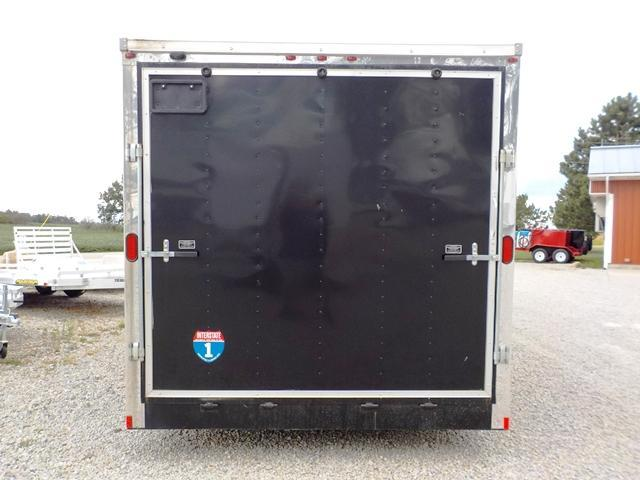 2015 Interstate SFC 824 TA3 XLT Enclosed Cargo Trailer
