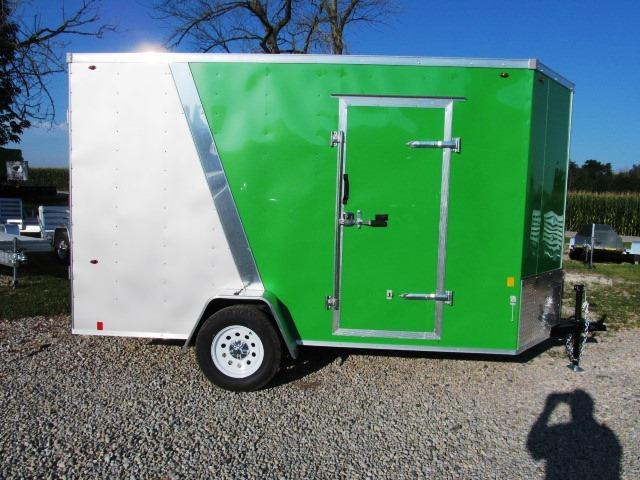 2019 Interstate IFC 612 SAFS Enclosed Cargo Trailer