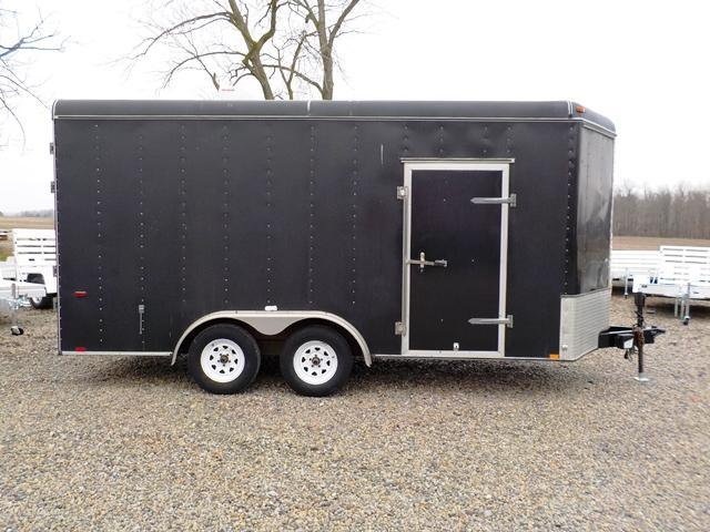 2006 Interstate IWD 716 TA2 Enclosed Cargo Trailer