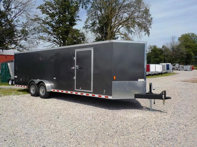2016 Bravo Trailers ST 724 TA4 Enclosed Cargo Trailer