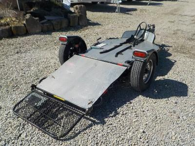 2012 Drop Tail SCT1500 Motorcycle Trailer **USED**