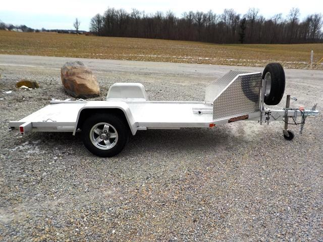 2015 Aluma MC10 Motorcycle Trailer **USED**