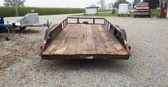 1995 Homemade 7516 Utility Trailer