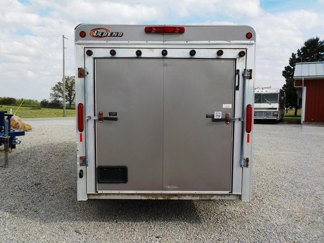 2006 Legend Manufacturing 719VDTA 35 Enclosed Cargo Trailer