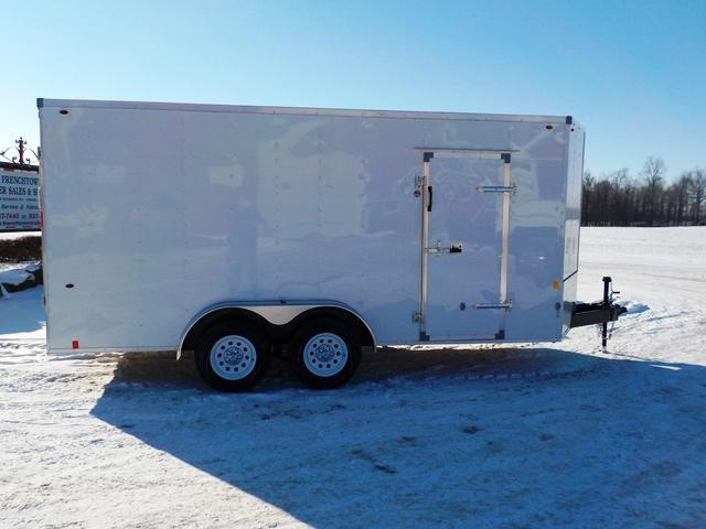 2018 Interstate SFC 716 TA2 Enclosed Cargo Trailer