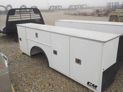 "2020 CM CMG 133"" X 94"" X 84"" V V F F Truck Bed"