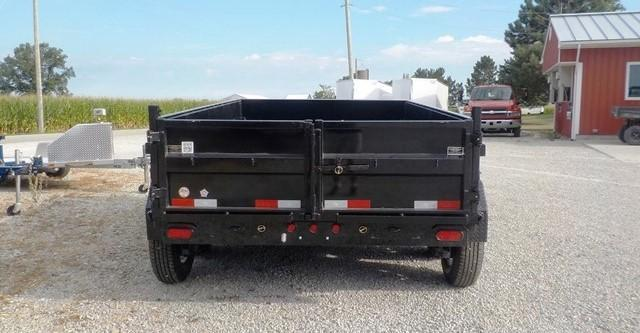 2016 Big Tex Trailers 12LX - 12 BK 7SIR Dump Trailer