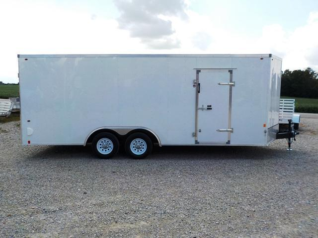 2018 Interstate SFC 820 TA2 XLT Enclosed Cargo Trailer