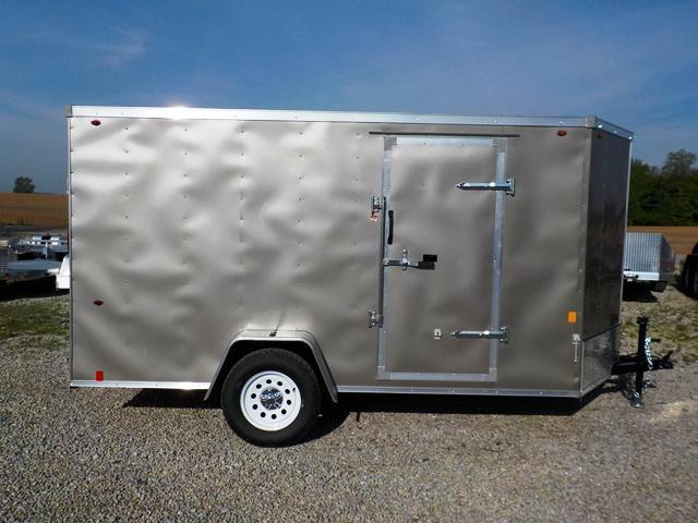 2018 Interstate SFC 612 SAFS Enclosed Cargo Trailer