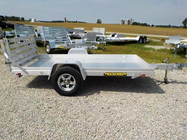 2020 Aluma 7210 H-BT Utility Trailer