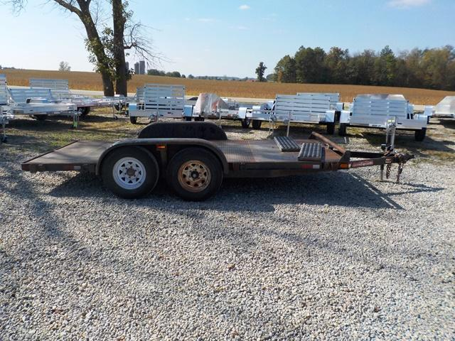 2005 Brooks 84-14 Car / Racing Trailer - USED