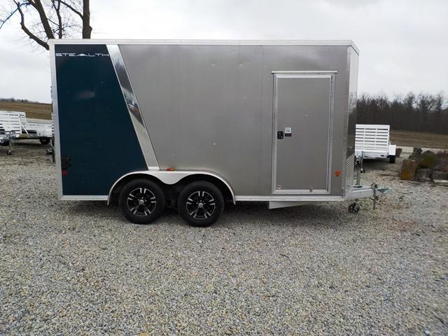 2016 Alcom-Stealth C 714 SL Stealth Enclosed Cargo Trailer