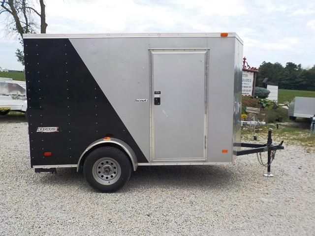 2012 Bravo Trailers SC 610 SA Enclosed Cargo Trailer