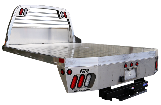 "2015 CM AL RD 86/97""/56"" - 58"" Truck Bed / Equipment"