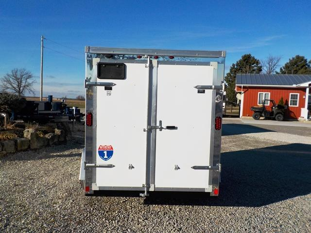 2017 Interstate IFC 610 SAFS Enclosed Cargo Trailer