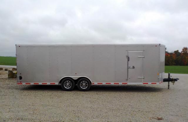 2017 Interstate IFC 826 TA4 XLT Enclosed Cargo Trailer
