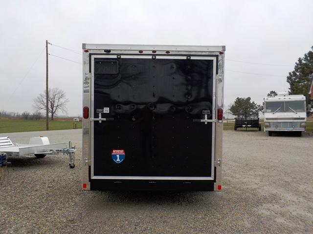 2017 Interstate IFC 714 TA2 Enclosed Cargo Trailer