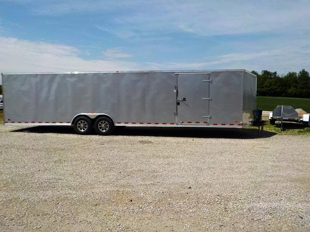 2018 RC Trailers RTB 8.5X35W Enclosed Cargo Trailer